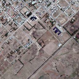 Mapas Satelitales de Dolavon Chubut Argentina Ubicacion GPS