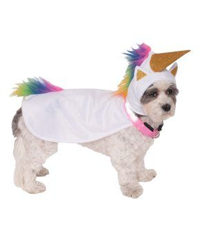 Bowwow Meow Boo Zulily Unicorn Dog Costume Pet Costumes Unicorn Stuffed Animal