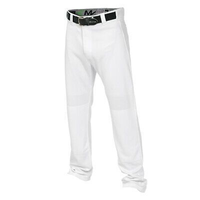 Easton Mako 2 Mens Baseball Softball Pant White In 2020 Baseball Pants Nike Stock Youth Baseball
