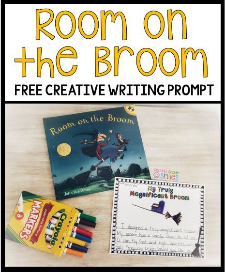 2020 Halloween Story Line Room on the Broom Free Halloween Writing Prompt in 2020