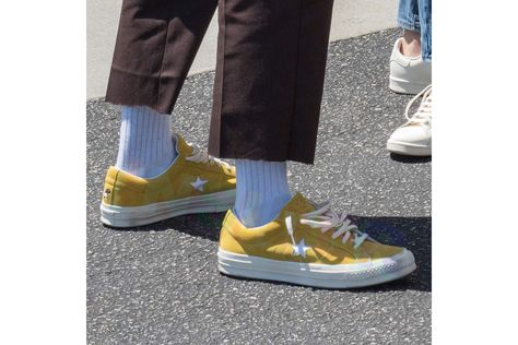 Tyler, The Creator Allegedly Leaving Vans for a Converse Partnership