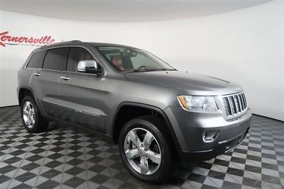 Ebay Jeep Grand Cherokee Overland 95499 Miles Used 2012 Jeep