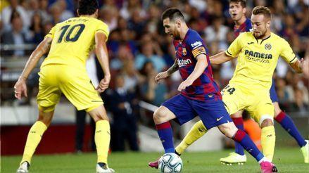 Todos Los Detalles Barcelona Vs Villarreal Como Cuando Y Donde Ver En Directo El Partido Por La Fecha 3 De Laliga Santand Villarreal Ronald Koeman Barcelona