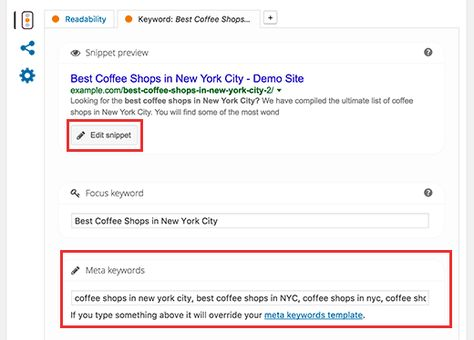 How To Add Keywords And Meta Descriptions In Wordpress Ads Best
