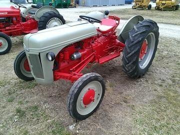 1939 1952 Ford New Holland 9n 2n 8n Tractor Workshop Service Repair Manual Tractors Ford News Ford Tractors