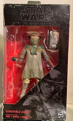 Details About Constable Zuvio The Black Series Hasbro Disney Collector Piece 2015 In 2020 Disney Collector Black Series Star Wars Black Series