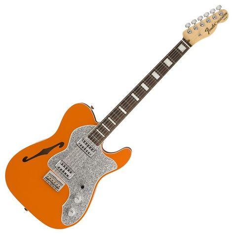 Fender LTD Thinline Super Deluxe Telecaster RW a10e14bc643