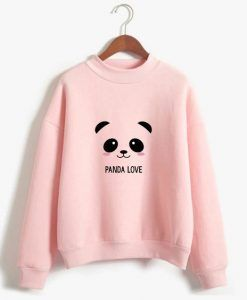 Panda Love Sweatshirt AY
