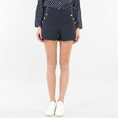 d263a4aa7a Pimkie.fr : On aime l'esprit marin façon pantalon pont du short boutonné.