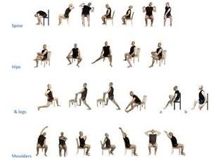 Printable Chair Exercises For Seniors Bing Images Senior Fitness Chair Exercises Chair Yoga