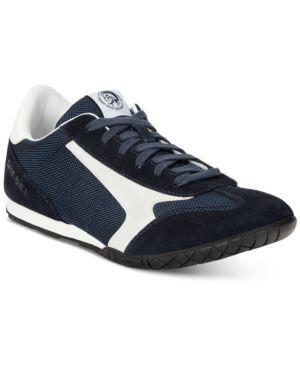 Diesel Men's Claw Action S-Actwyngs Sneakers - Gray 10.5 #sneakersmens |  Sneakers | Pinterest