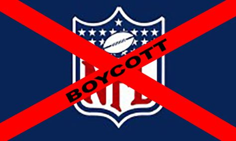 'Boycott NFL' sweeps internet because if ungrateful players can sit-out anthem, fans can sit-out games