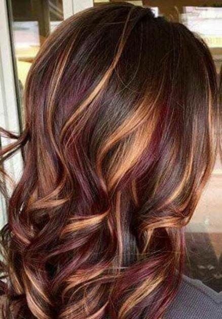 32 Trendy Ideas For Hair Color Ideas For Brunettes With Hair Colours 2020 The Best Colour Ideas Fo In 2020 Brunette Hair Color Hair Color Highlights Summer Hair Color