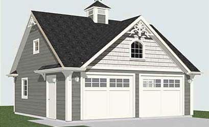 Garage Plans Free Garage Plans Gambrel Roof