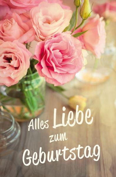 Geburtstagswünsche blumen Blumen für
