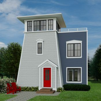 New Brunswick 468 Robinson Plans Tiny House Design Cottage Plan House Plans