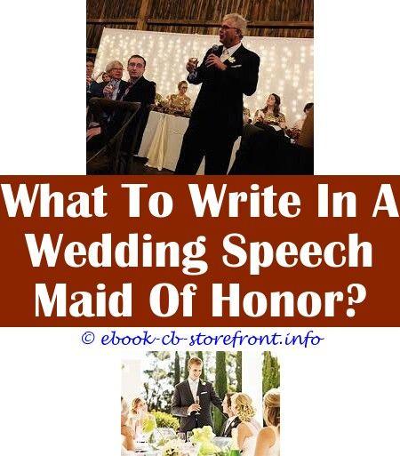 5 Generous Clever Tips Wedding Speech Ideas Groomsmen 25th Wedding Anniversary Speech For Aunt And Uncle Uncle Of The Bride Wedding Speech Bride Short Thank Yo