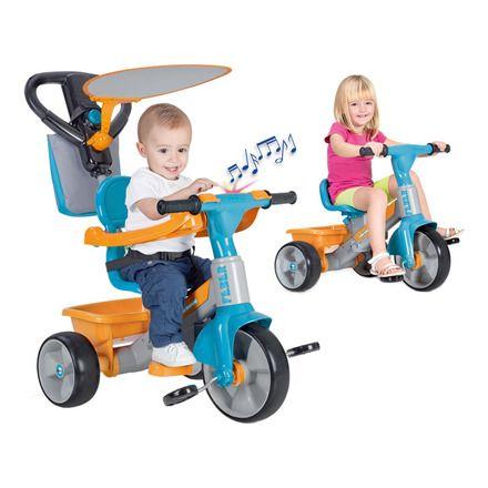 Triciclo Baby Plus Music Triciclos Para Ninos