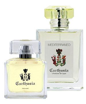 Mediterraneo Eau de Toilette by Carthusia - my fav for the hottest day of summer.
