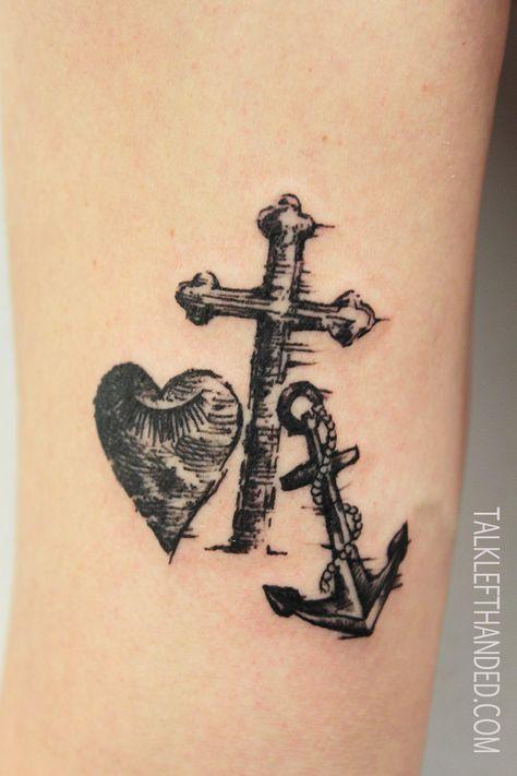 Faith Hope Love! I want this