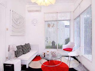 50 Desain Interior Ruang Tamu Minimalis Modern Dan Klasik Warna Cat Putih Memiliki Rumah Yang Nyaman Da Interior Desain Interior Ruang Tamu Desain Interior