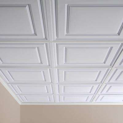 Drop Ceiling Tiles - Ceiling Tiles - The Home Depot Drop Ceiling Basement, Drop Ceiling Tiles, Ceiling Grid, Dropped Ceiling, Ceiling Panels, Ceiling Decor, Ceiling Design, Ceiling Ideas, Modern Ceiling Tile