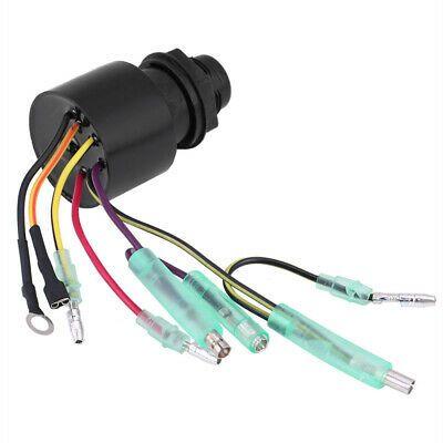 Key Switch Ignition 6 Wire Mercury