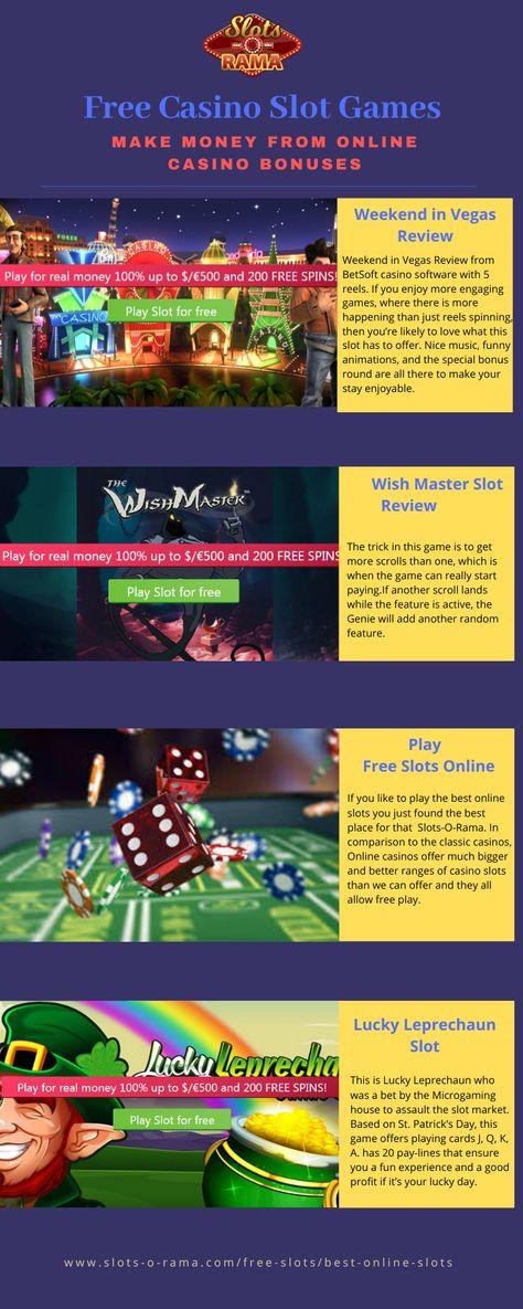 casino rama online games