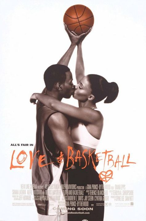 Love and Basketball....must recreate for engagement or wedding pic!