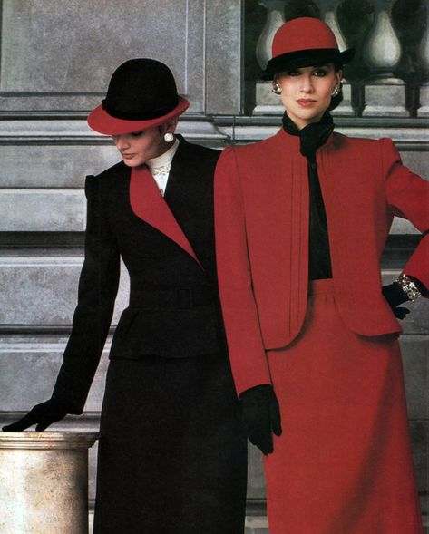 The beauty and classic elegance of women's fashion.