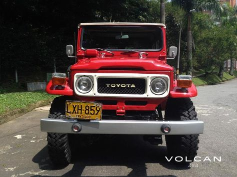 Volcan 4x4 Is A Specialty Classic Car Restorer Offering Rare And