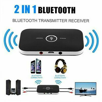 Mini Wireless Bluetooth 3.5mm AUX Audio Stereo Music Car SUV Receiver Adapter XS
