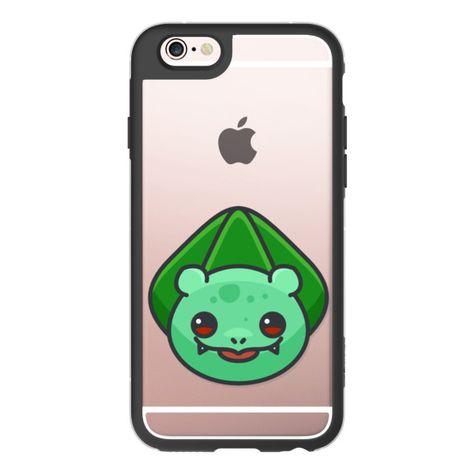 iPhone 6s Case Pikachu Bulbasaur