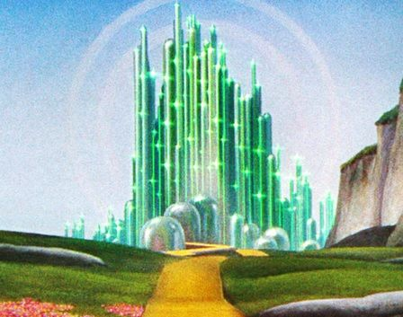 the wizard of oz the emerald city google search