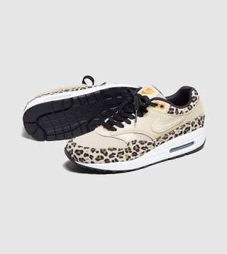 Nike Air Max 1 'Leopard' Women's | Size? | Sneaker, Nike air ...