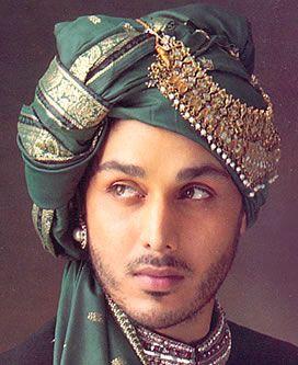 Bargello Turban 289 #WeddingPlanning, #MuslimWedding www.PerfectMuslimWedding.com