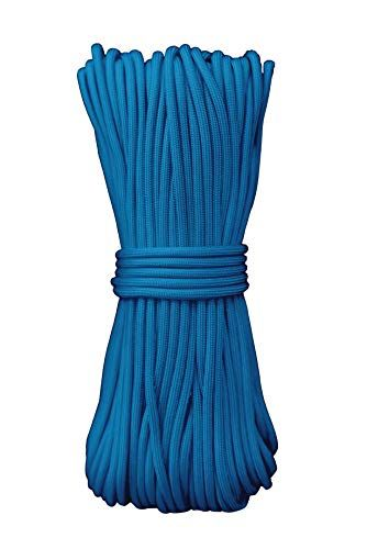 THREE VIKINGS Premium 550 Paracord//Parachute Cord in Many Colors and Continuous Spools