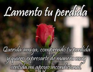 Lindas Tarjetas Y Postales Cristianas De Condolencias Por