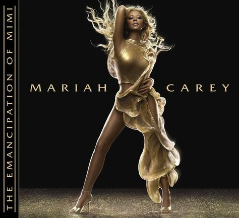 The Emancipation of Mimi by Mariah Carey (2005) | A Definitive Ranking Of The Best Hip-Hop Album Covers From The Early 2000s