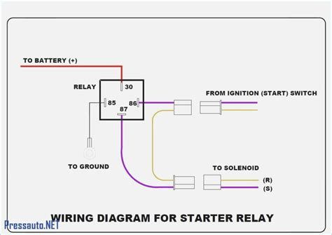 Wiring Diagram 24 Volt Relay Post Date 23 Dec 2018 78 Source Http Vivresaville Com Wp Content Uploads 12v Rel Relay Diagram Trailer Light Wiring
