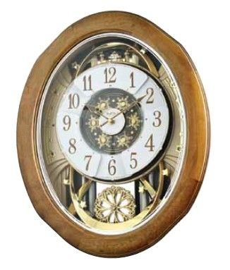 Joyful Anthology Magic Motion Clock By Rhythm In 2020 Clock Small World Anthology