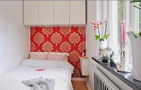 cara menata kamar tidur sempit dan mungil | desain