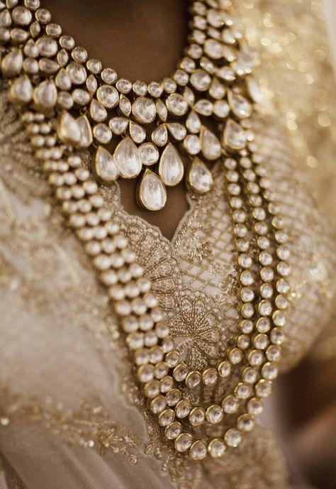 The Bridal Jewellery | Beautiful bride | jewellery | Weddingplz | Wedding | Bride | Groom | love | Fashion | IndianWedding | Beautiful | Style