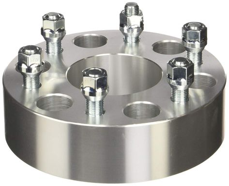 6-by-5.5-inch Bolt Pattern 1101-2-inch Wheel Spacer Pair Rough Country
