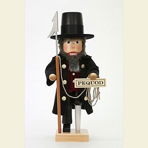 Nutcracker Captain Ahab limited edition - 49,5cm / 19 inch by world famous Steinbach Nutcrackers.