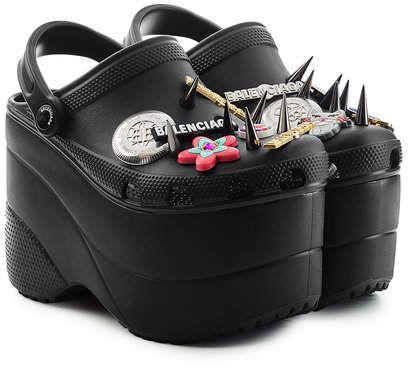 Balenciaga Platform Crocs | Platform