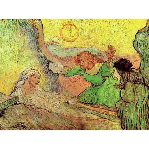 "Starry Night Vincent Willem Van Gogh 20/""x26/""  Canvas Art Print"
