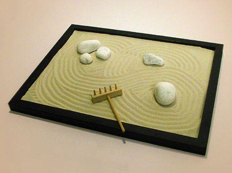 Giardino Zen Da Tavolo Fai Da Te Un Piccolo Angolo Di Meditazione
