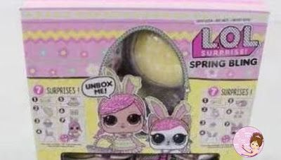 Easter L O L Surprise Spring Bling Series 2020 With Two Bunny Toys In 2020 Bunny Toys Top Toys For Girls Toys For Girls
