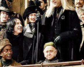 Severus Snape & Lucius Malfoy Animation - Harry Potter Fan Art ...